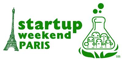 logo startup week paris